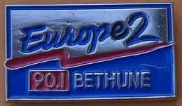 W...661  )........RADIO  FM .....EUROPE  2.........BETHUNE......90.1. - Altri