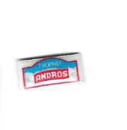 Pin's  Sport  Automobile  RALLYE, RALLYCROSS  TROPHEE  ANDROS, Porcelaine  De  LIMOGES - Rallye