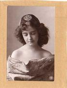 A G.  STEGLITZ 1904  TAMPON EXPOSITION LIEGE 1904   Uranotypie Neue Photographische Gesellschaft, - Femmes Célèbres