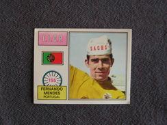 N° 195 PANINI Sprint 72 Fernando Mendes Portugal Cyclisme Cycliste Coureur Vélo Wielrenner Chromo Trading Card - Oude Documenten