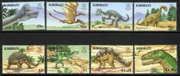 Kiribati 2006 - Faune Pré Historique, Dinosaures - 8 Val Neufs // Mnh // CV 17.50 Euros - Kiribati (1979-...)