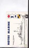 1 Buvard    Notre Marine   (dragueur    Océanique  ) Le Garigliano - Transport