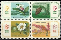 ETATS UNIS D'AMERIQUE - Congrès De Botanique - Etats-Unis