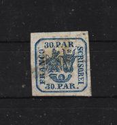 1862 - Principautés Unies  Mi No 10x  - 75,00 Euro - 1858-1880 Moldavie & Principauté