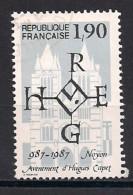 YT N° 2478 - Oblitéré - 1000e Hugues Capet - Frankreich