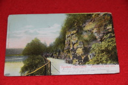 Thueringen Soolbad Salzungen Felspartie Am See 1905 - Unclassified