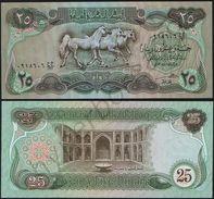 Iraq P 72 - 25 Dinars 1982 - UNC - Iraq