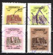 GIORDANIA - 1993 - JERASH: ARCO DI TRIONFO - USATI - Giordania