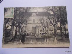 SAINT BONNET DE MURE-La Mairie Et La Place - Otros Municipios