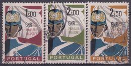 PORTUGAL 1962 Nº 891/93 USADO - 1910-... République