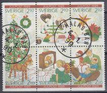 SUECIA 1989 Nº 1554/59 USADO - Sweden
