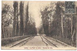 LARDY - Le Pont De L'Hêtre, Entrée De Ville - Lardy