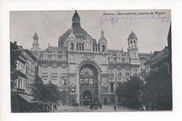 2000  ANTWERPEN - ANVERS,  GARE CENTRALE   ~  1915   FELDPOST - Belgium