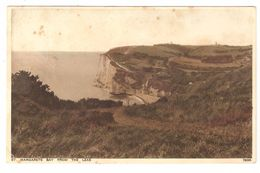 St. Margarets Bay - St. Margarets Bay From The Leas - 1938 - Dover