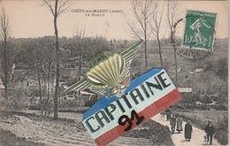 CPA CHEZY SUR MARNE AISNE LE MONCET - Frankrijk