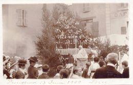 Loire-sur-Rhône, Procession Du 13 Juin 1909 - Loire Sur Rhone