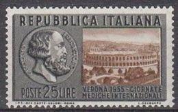 1955 - GIORNATE MEDICHE - Nuovo - 1946-60: Nuovi