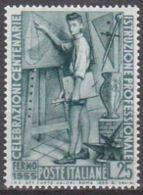 1955 - ISTRUZIONE PROFESSIONALLE - Nuovo - 1946-60: Nuovi