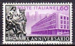 1955 - FAO - Nuovo - 1946-60: Nuovi