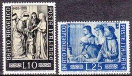 1955 - BEATO ANGELICO - Nuovo - 1946-60: Nuovi