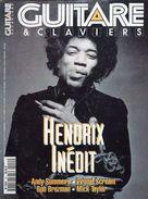 Revue - GUITARE ET CLAVIERS - N° 151 - An.1994 - En Couv. - JIMMY HENDRIX - - Musique