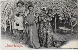 CPA Colombie Colombia Non Circulé Types Ethnic Goagira - Colombia
