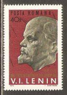Romania 1970 Mi# 2832 ** MNH - Lenin - 1948-.... Republics