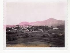9633 FOTO PROVA PER CARTOLINE CASERTA GALLO - Cm 8 X 10,50 Circa 00 - Places