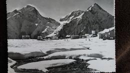 CPSM LES DEUX ALPES ISERE LA MUZELLE 1650 M 3500 M PHOTO P MICHEL 1964 - France