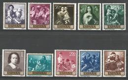 TP D'ESPAGNE N° 955/64  NEUFS SANS CHARNIERE - 1931-Aujourd'hui: II. République - ....Juan Carlos I