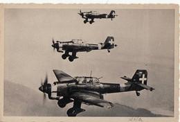 9641 REGIA AERONAUTICA JUNKERS JU 87 PICCHIATTELLO STUKA 00 - Guerra 1939-45