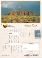 Australia Northern Territory : Ayers Rock - Alice Springs