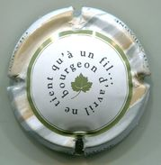 CAPSULE-815h-CHAMPAGNE Avril Cercle Vert - Sonstige