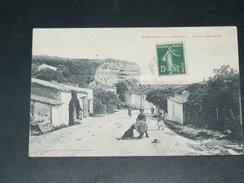 MORTAGNE SUR GIRONDE / ARDT SAINTES    1910  LE PEU CHEVALIER     CIRC  EDIT - Andere Gemeenten