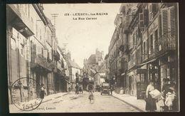 Luxeuil-les-Bains - La Rue Carnot - Luxeuil Les Bains