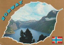 (NO136) NORWAY. GEIRANGER - Noruega