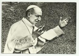 PAPA PIO XII -   VIAGGIATA   FG - Popes