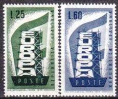 1956 - Europa - Nuovo - 1946-60: Nuovi
