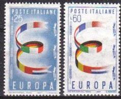 1957 - Europa - Nuovo - 1946-60: Nuovi