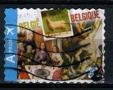 BELGIQUE 2011 /  COB N° 4098 VAN EYCK - BOUTS ET RUBENS   OBL. - Belgique