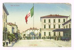 Saluti Da Chiasso - Confine Italiano - TI Tessin