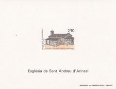 Andorra Francesa Nº 415 En Prueba - Französisch Andorra