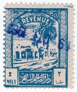 (I.B) BOIC (Tripolitania) Revenue : Duty Stamp 2m - Libye