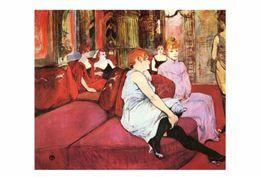 Toulouse-Lautrec Postcard (04) - Filkasol Edition Size: 15x10 Cm. Aprox. Mint - Pintura & Cuadros