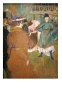 Toulouse-Lautrec Postcard (08) - Filkasol Edition Size: 15x10 Cm. Aprox. Mint - Pintura & Cuadros