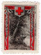 (I.B) Guadeloupe Ciderella : Basse Terre Red Cross (Delandre) - Europe (Other)