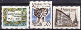 1958 - COSTITUZIONE - Nuovo - 1946-60: Nuovi