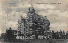 Mortsel Vieux-Dieu     Chateau Savelkoul Chassée De Lierre    Anvers Antwerpen       I 1439 - Mortsel