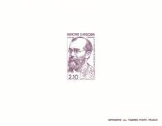 Andorra Francesa Nº 308 En Prueba - Unused Stamps