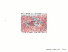 Andorra Francesa Nº 290 En Prueba - Nuevos